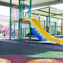 Undercover kids area is just part of the package at Whitford Family Centre.